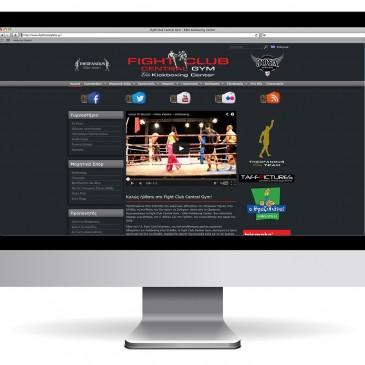 Fight Club Web site