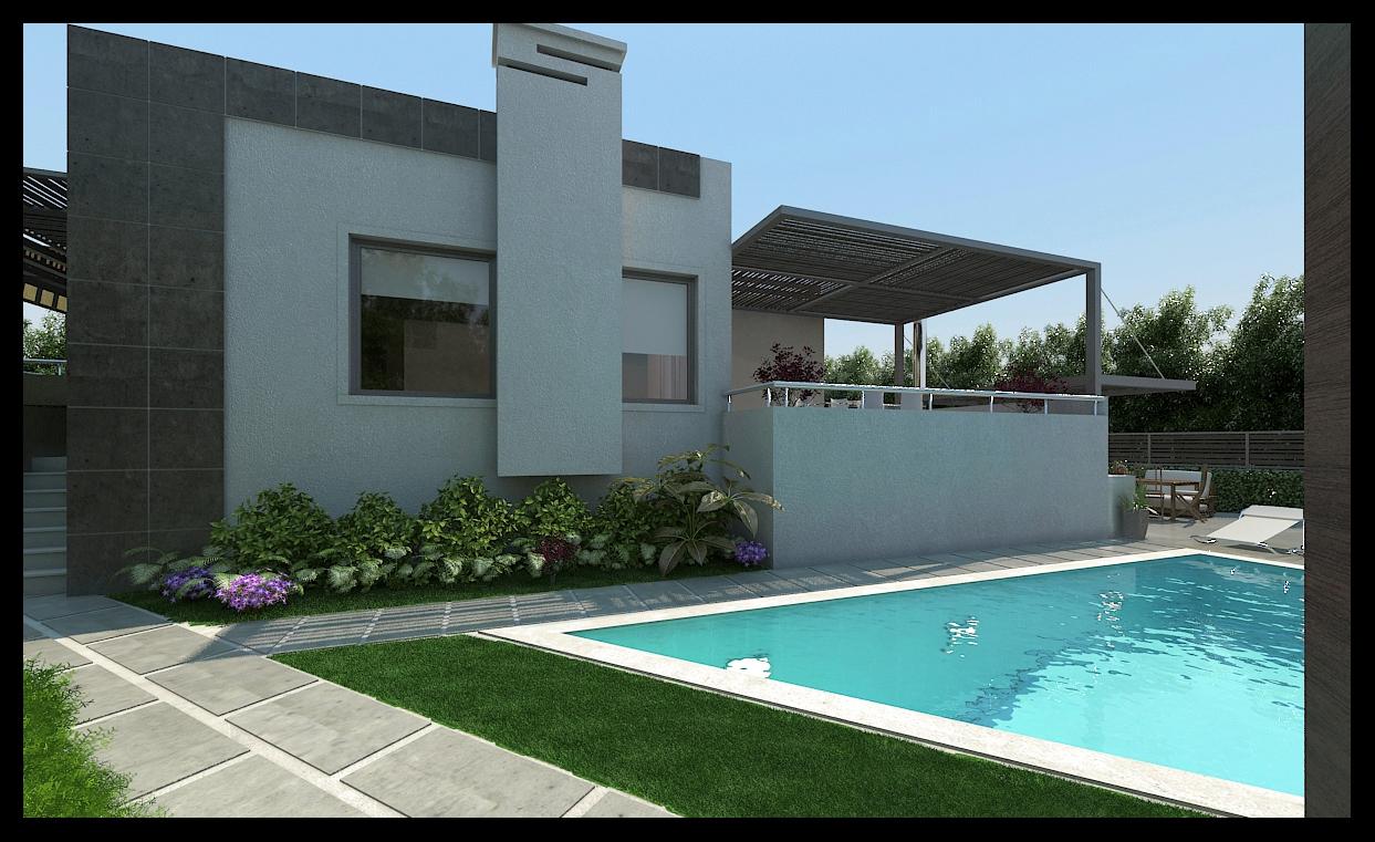 Cretan Apartment_Exterior building_b_Yianart
