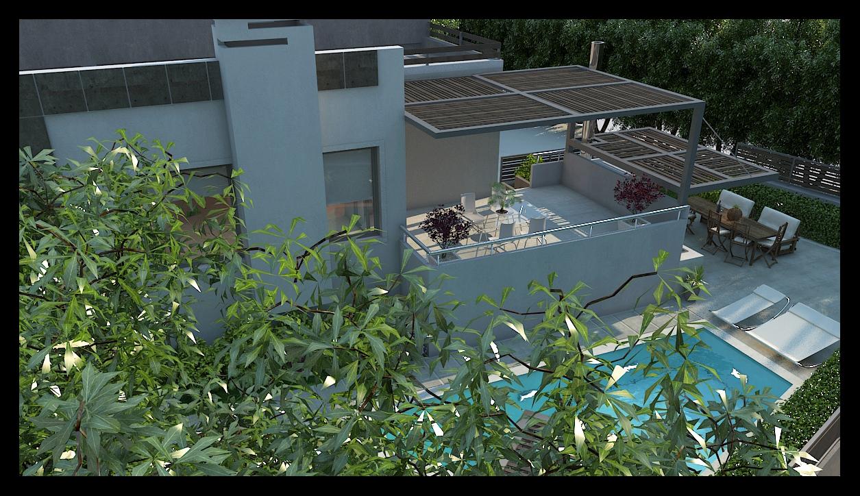 Cretan Apartment_Exterior building_e_Yianart