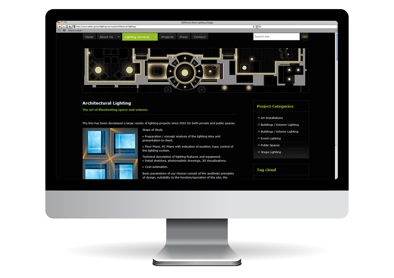Eleftheria Deko_Architectural lighting page_Yianart