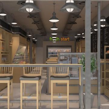 Fresh Start_Store in NY City