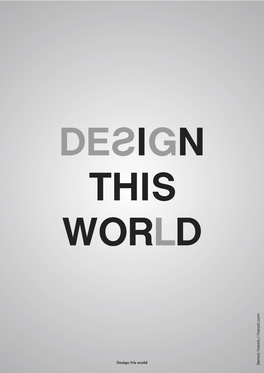Design this world_b_Yianart.com