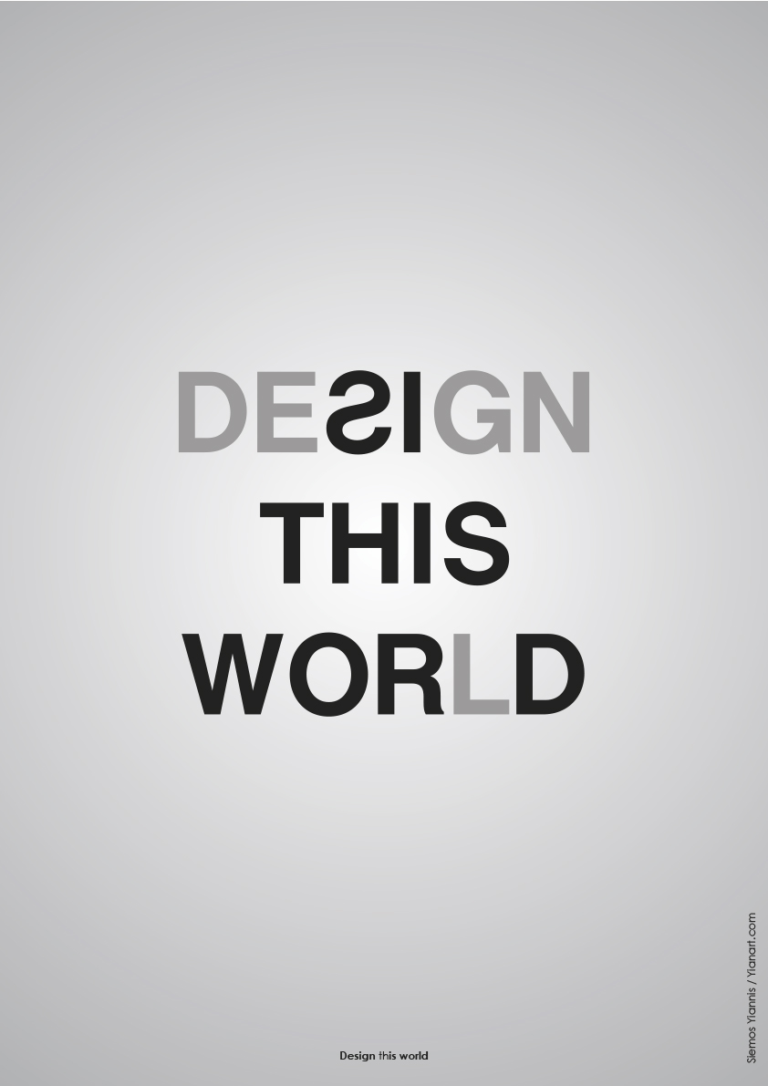 Design this world_f_Yianart.com