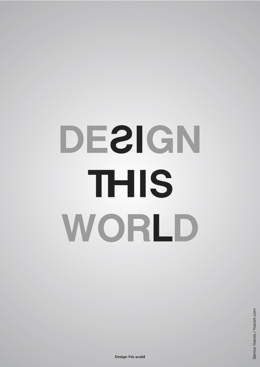 Design this world_k_Yianart.com