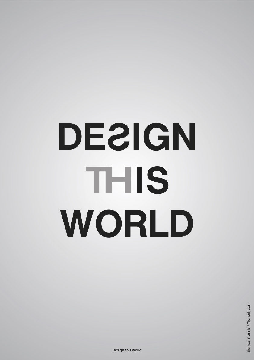 Design this world_l_Yianart.com