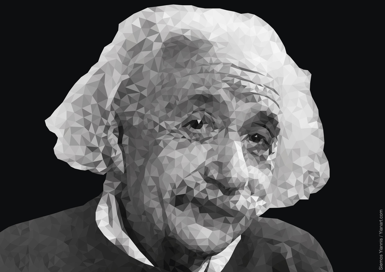 Albert Einstein_Yianart.com