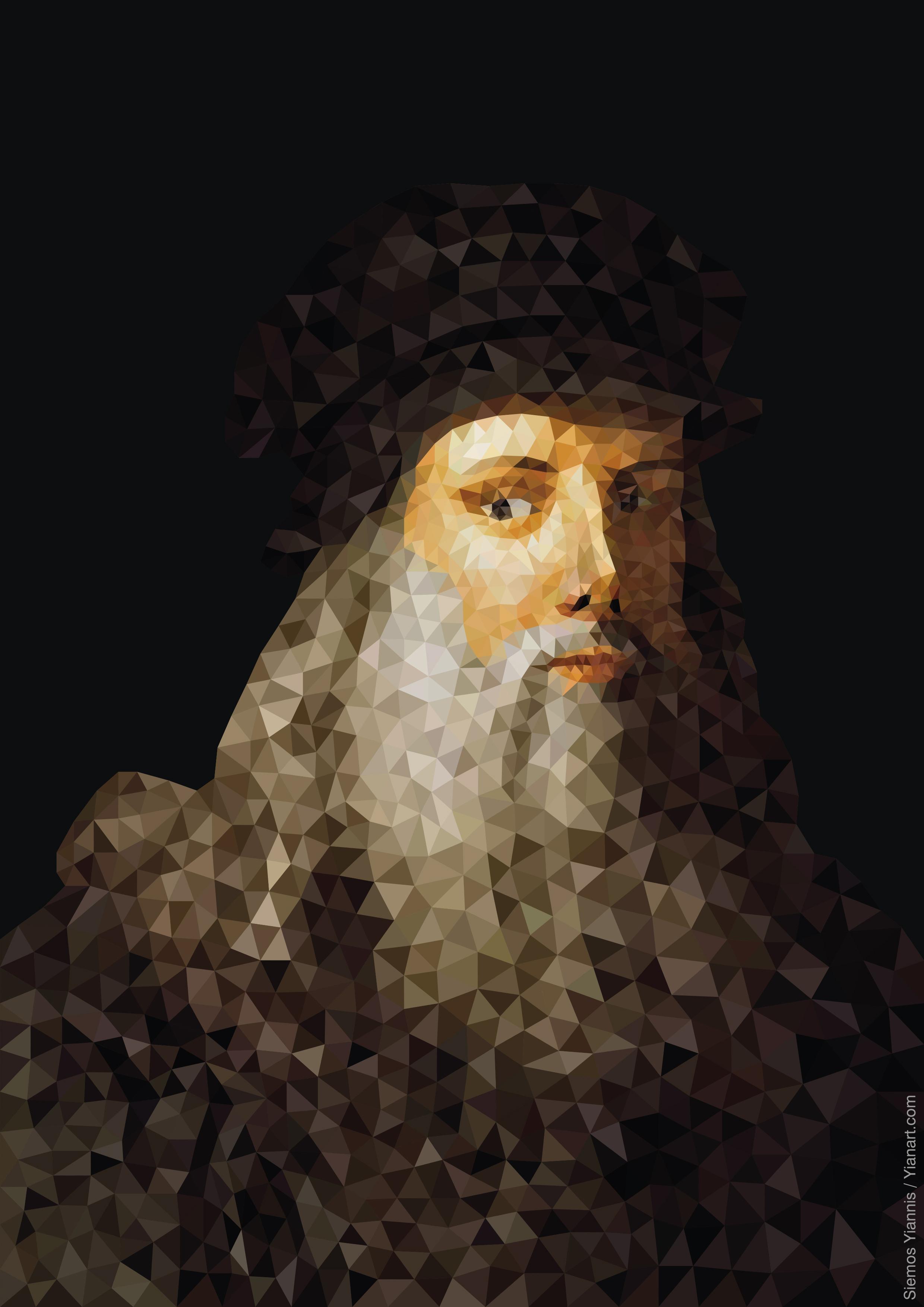 Leonardo da Vinci_Yianart.com