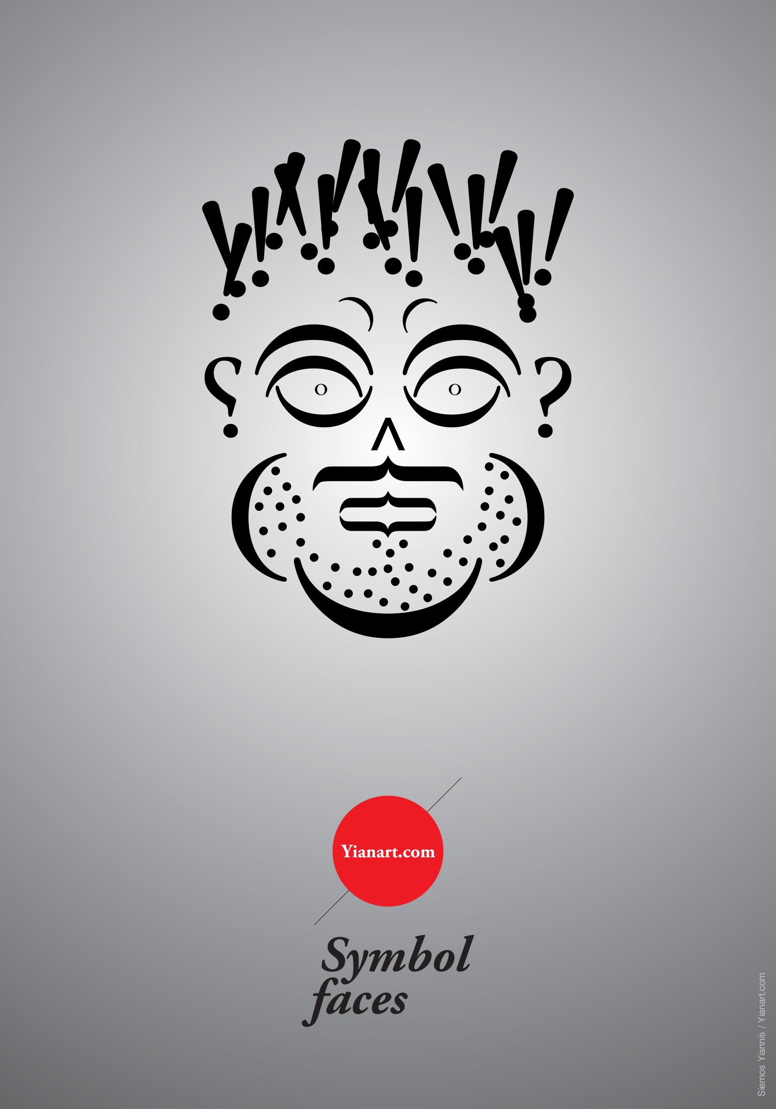 Symbol Faces_05_Yianart.com