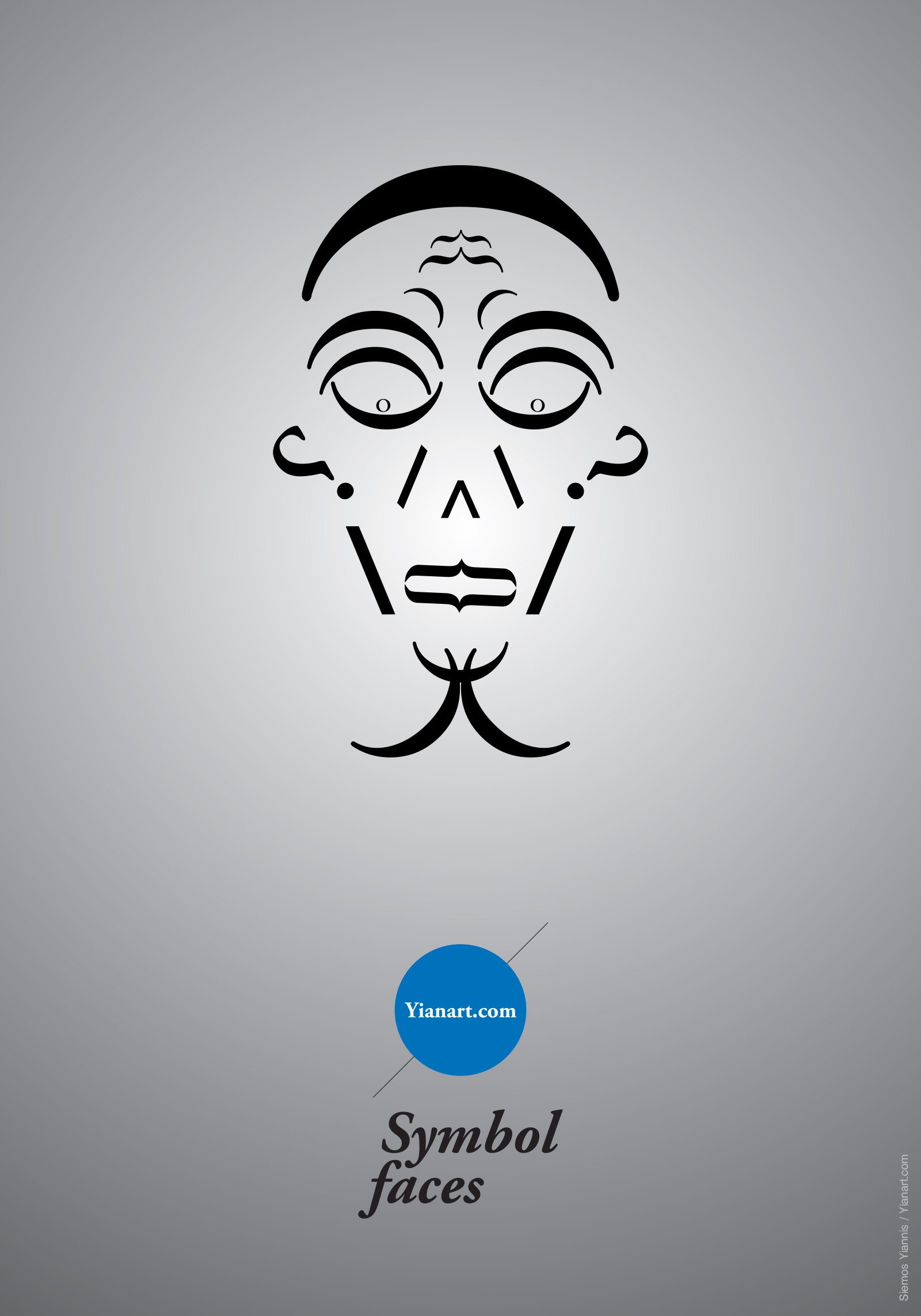 Symbol Faces_10_Yianart.com
