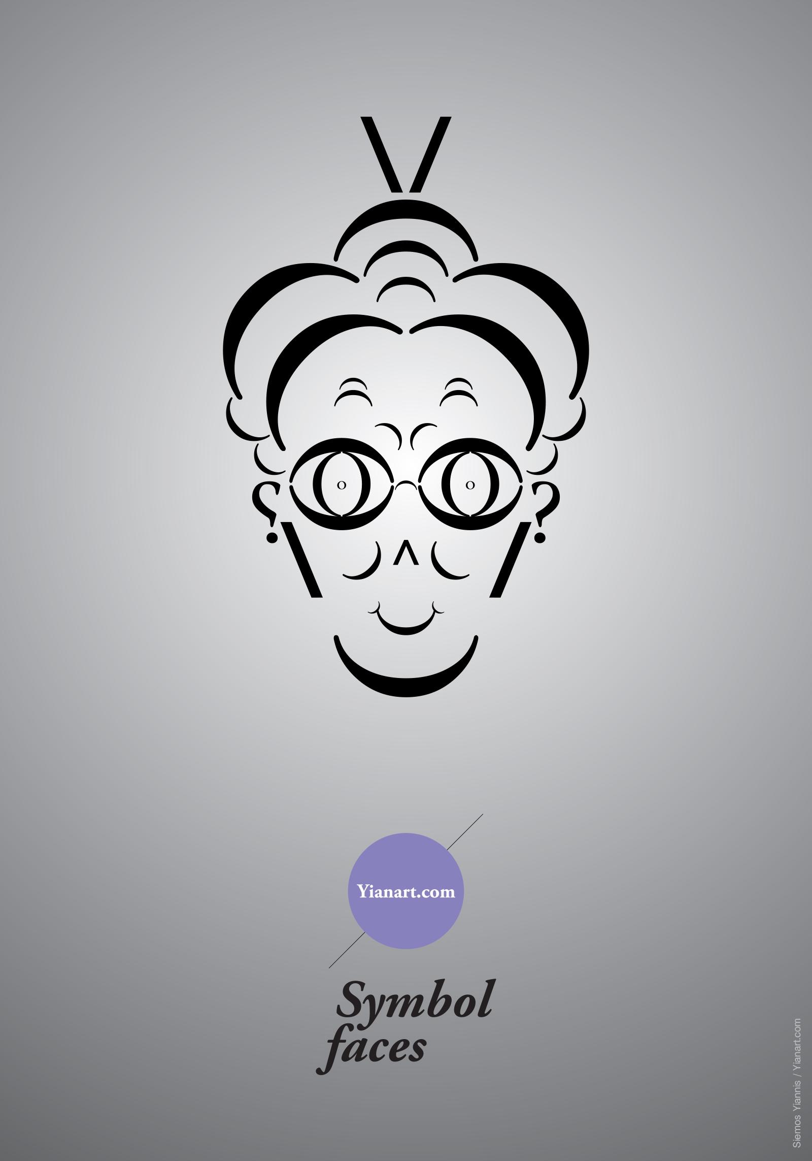 Symbol Faces_11_Yianart.com