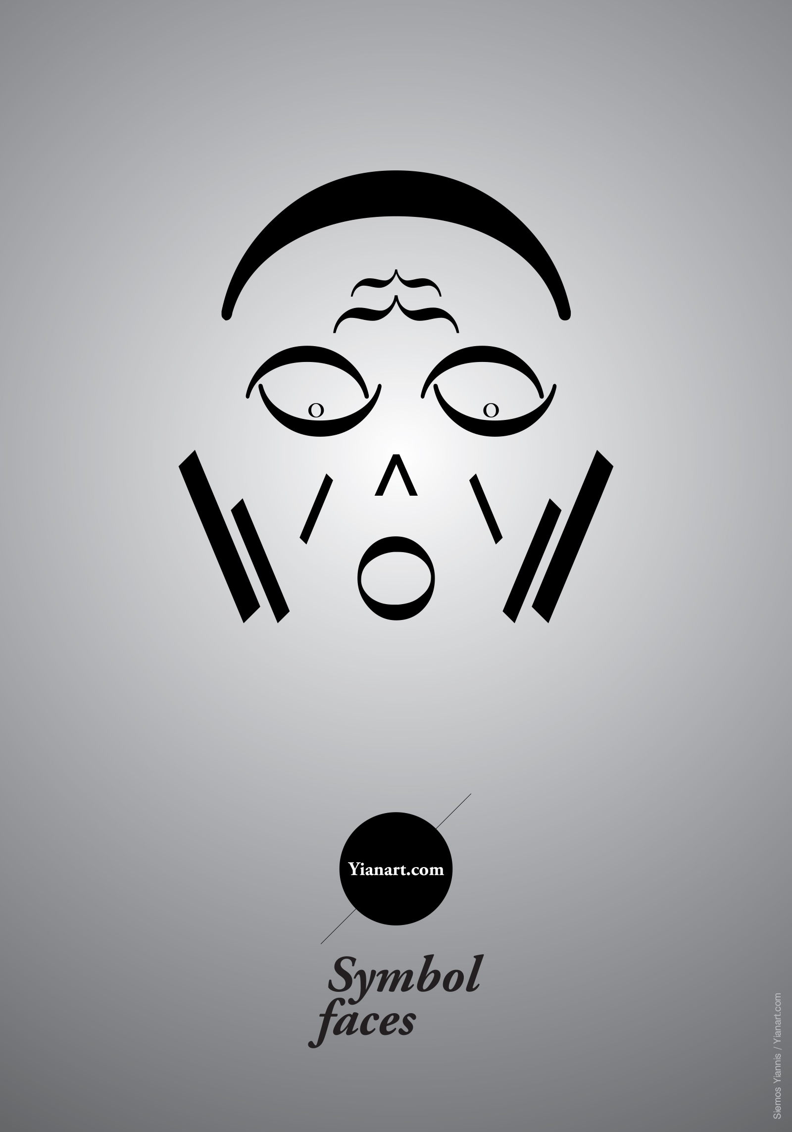 Symbol Faces_12_Yianart.com