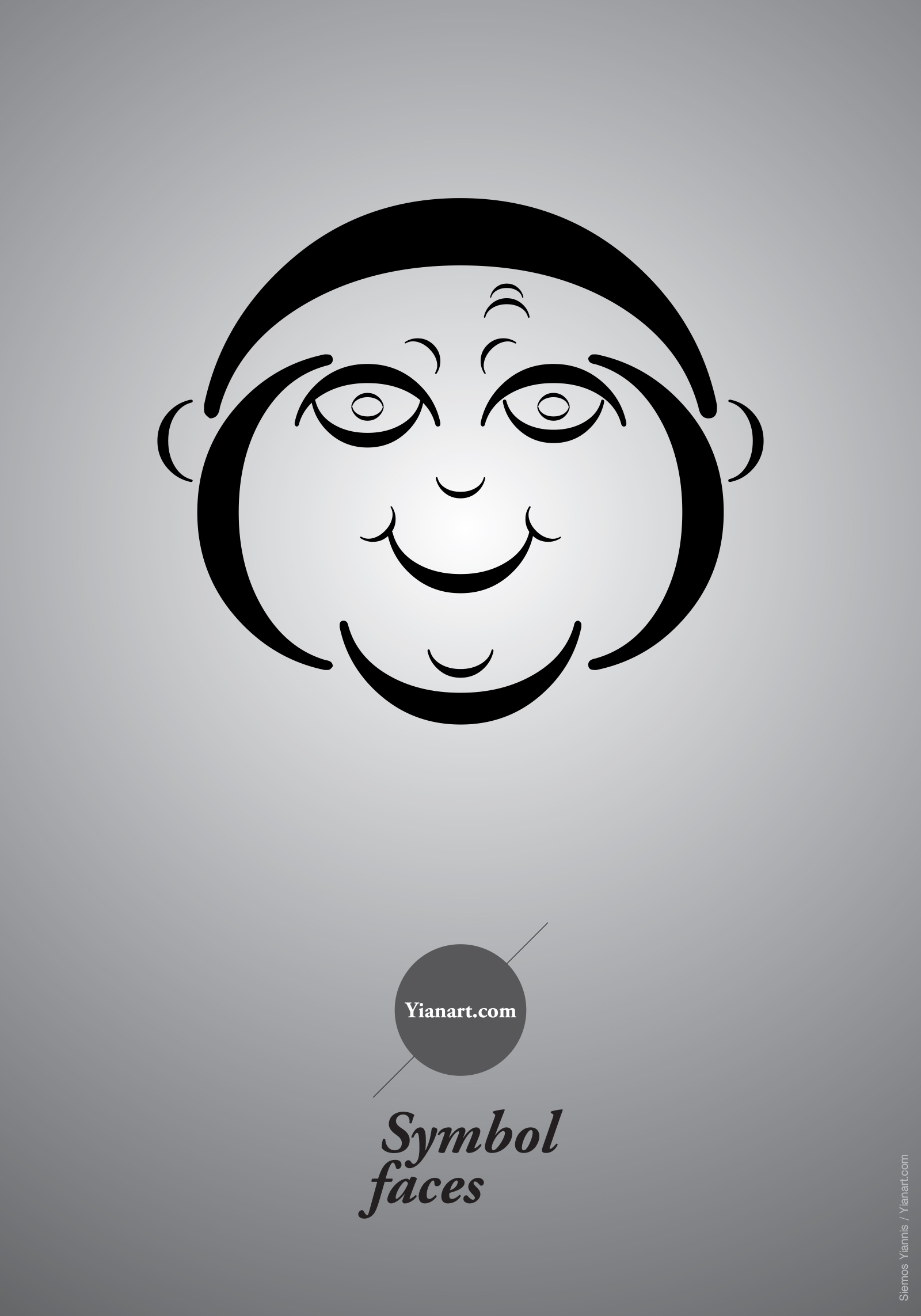 Symbol Faces_14_Yianart.com