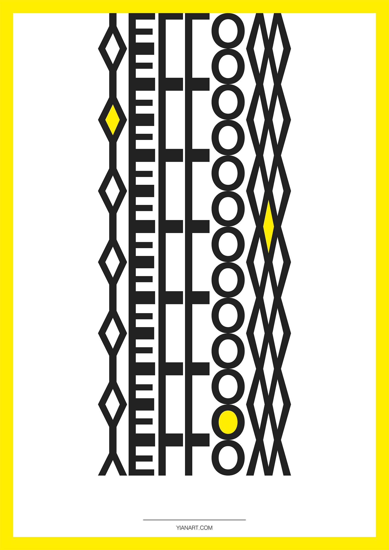 Yellow_yianart.com