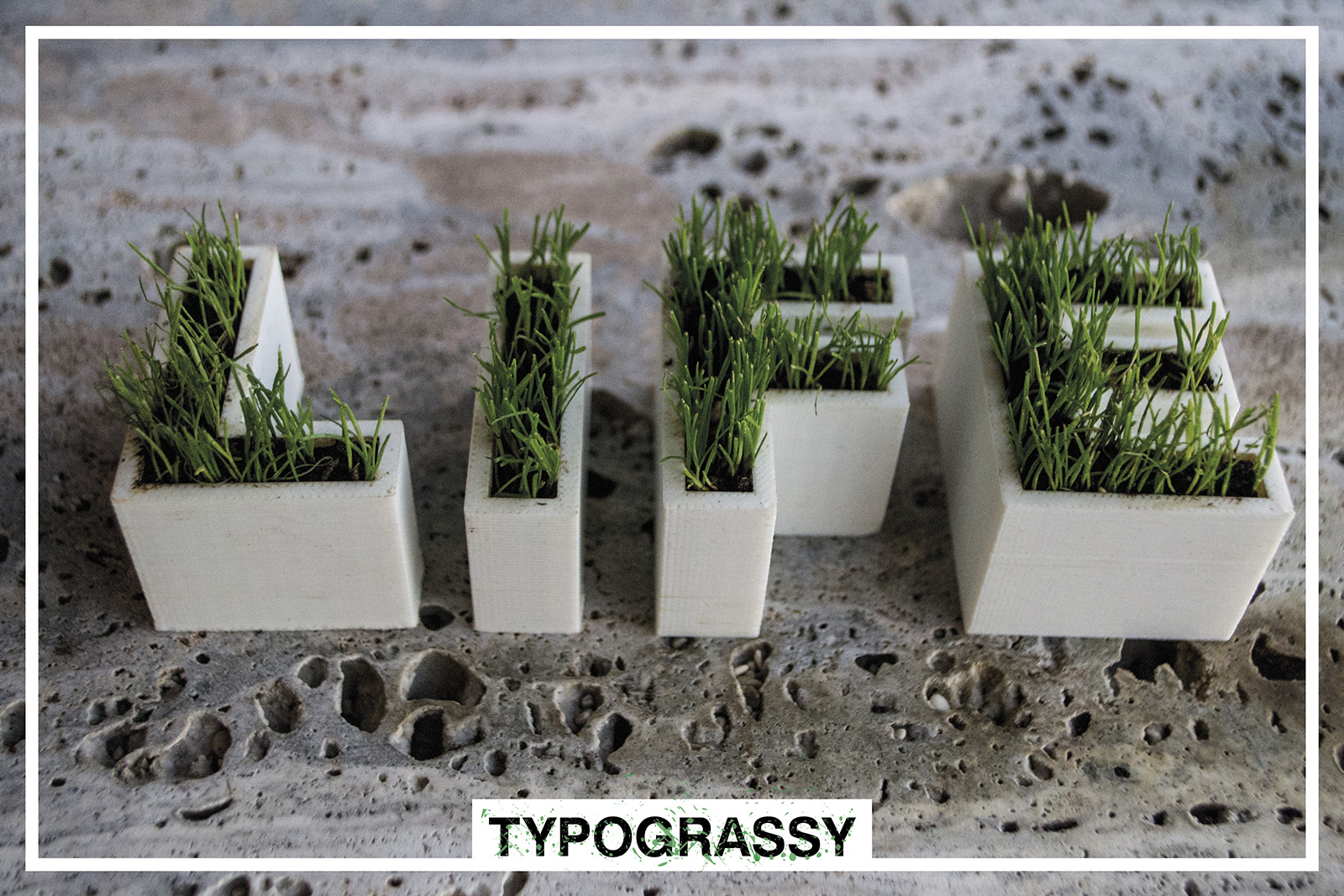 3D Printed letter_Typograssy_3d product_siemos yiannis_yianart.com